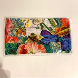 NWT Johnny Was Floral Boho Face Mask Covering
